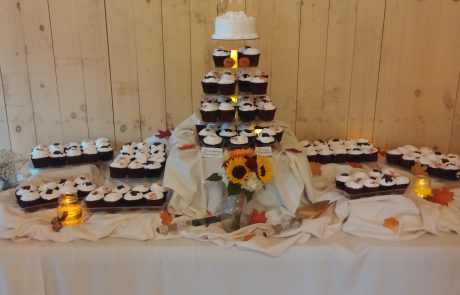 A Cupcake Spread