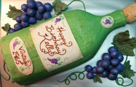 The Wine Cake